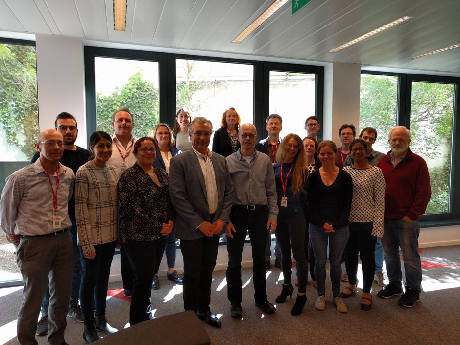 SHERPA consortium, kick off meeting