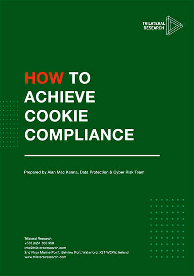 how to achieve cookie compliance