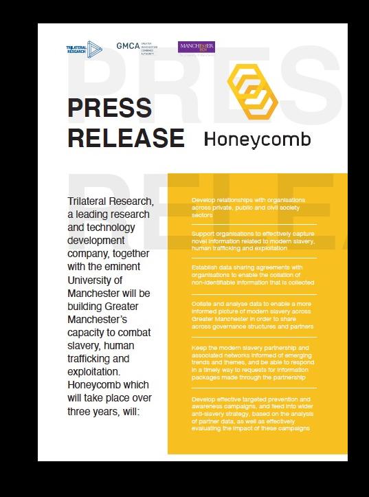 Honeycomb press